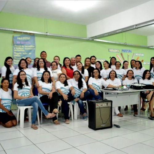 Curso de Acolhimento na Atenção Básica para profissionais de saúde é encerrado com sucesso em São Julião – PI; veja fotos