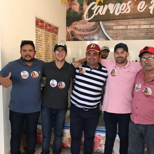 Vereador deixa a oposição e adere ao grupo do prefeito Márcio Alencar em Alegrete do Piauí