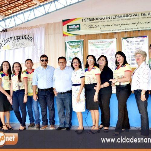 IDEB aponta crescimento da qualidade educacional em Francisco Macedo