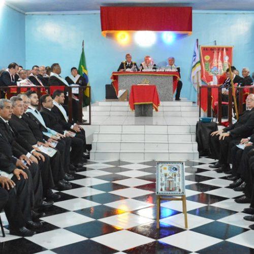 FOTOS   Evento de iniciação na Loja Maçônica Acácia da Boa Esperança em Padre Marcos