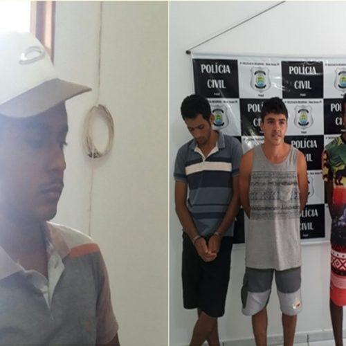 Operação Duas Rodas; Preso quinto jovem suspeito de roubar uma moto por semana no Piauí
