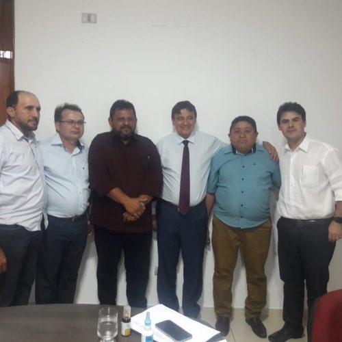 Prefeito Ademar reafirma apoio à reeleição do governador Wellington Dias