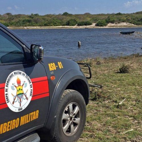 Familiares encontram corpo de pescador afogado após canoa virar no Piauí