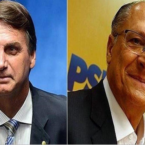 Bolsonaro e Alckmin não detalham gastos de campanha ao TSE
