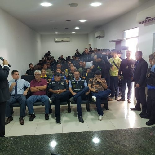 Polícia Civil deflagra Operação Rubro em quatro cidades do Piauí