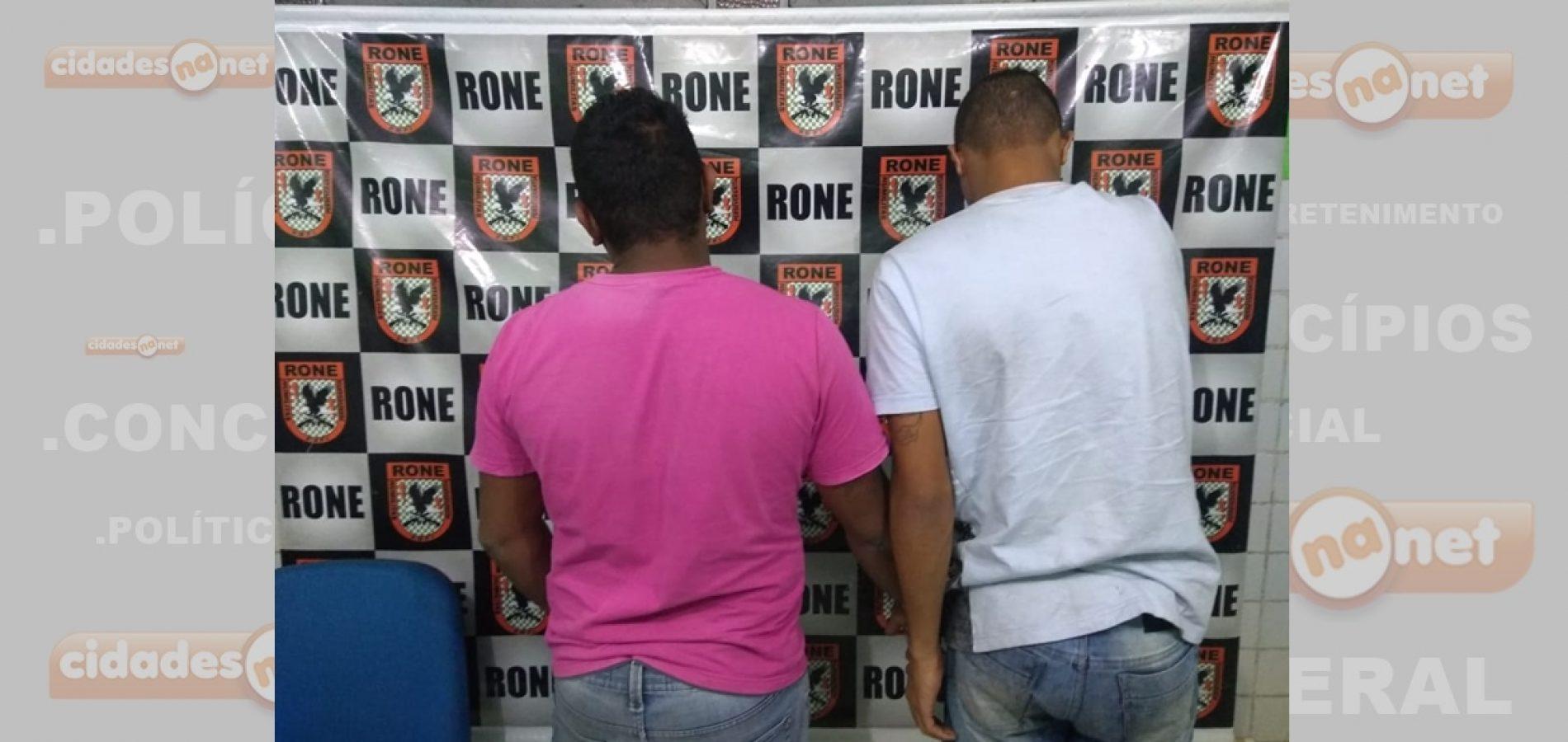 Dono de bar é preso acusado de vender drogas no Piauí