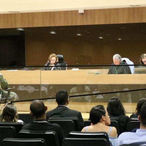 Ex-militar que baleou três pessoas na 'Banda Bandida' é ouvido pelo Tribunal do Júri
