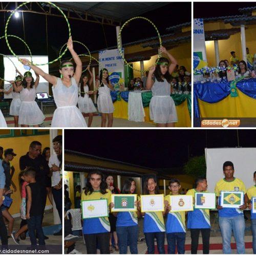 BELÉM | Escola Monte Sinai promove culminância do projeto 'Brasil, Pátria Amada'