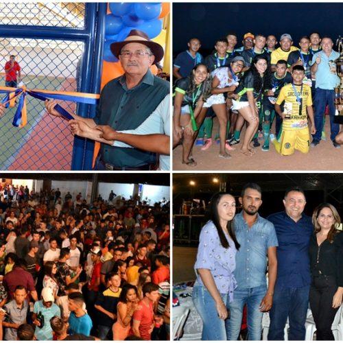 Patos do Piauí comemora Dia da Independência com inauguração, futebol e festa