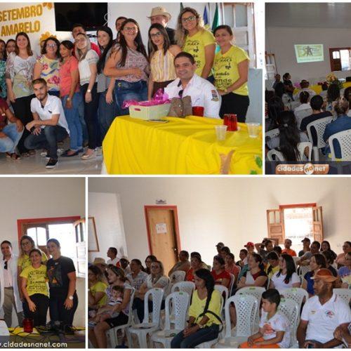 Prefeitura de Jacobina do Piauí capacita profissionais para prevenção ao suicídio