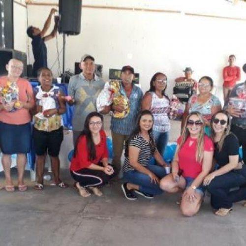 Prefeitura de Caridade do Piauí promove manhã de lazer com idosos do município