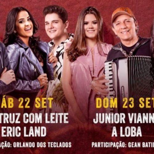 JAICÓS | Shows prometem atrair grande público ao Mania do Forró. Veja!