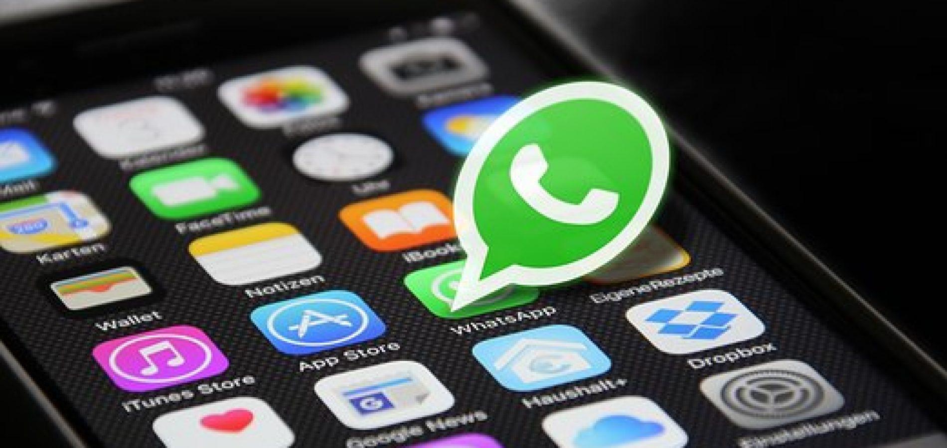 Um contato de cada vez! WhatsApp impõe novo limite para encaminhar mensagem