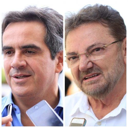 Ciro Nogueira, 36%; Wilson Martins, 32%, diz pesquisa Ibope para o Senado no Piauí