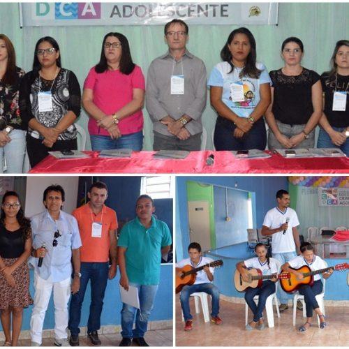 Conferência discute direitos de crianças e adolescentes em Massapê do Piauí