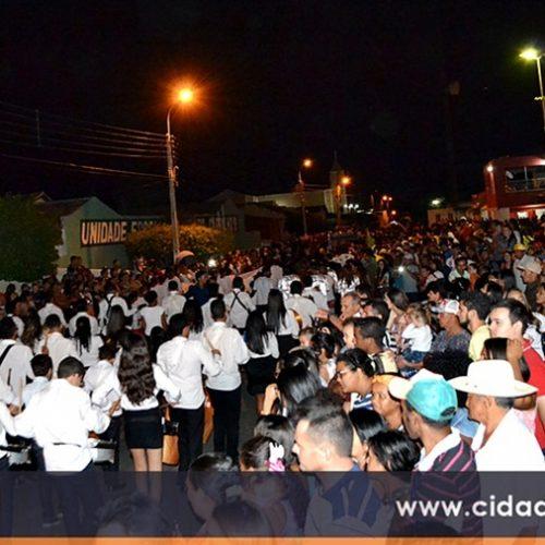 Padre Marcos vai retratar sua cultura em desfile do 07 de setembro