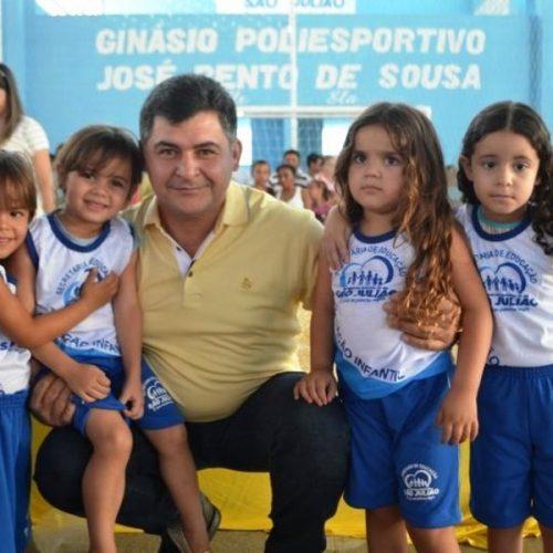 Educação de São Julião comemora o maior IDEB da história do município