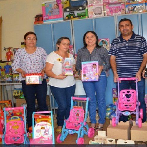 Prefeitura de Jaicós investe na Educação Infantil e faz aquisição de R$ 20 mil em brinquedos para creches municipais