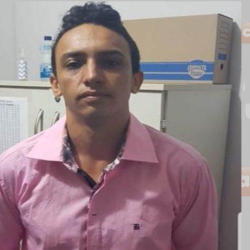 PM prende homem acusado de praticar diversos roubos contra mulheres em Picos