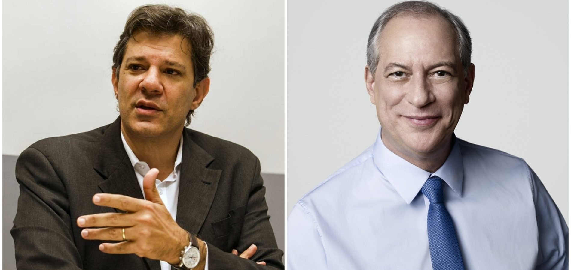 PDT de Ciro Gomes anuncia 'apoio crítico' para Fernando Haddad