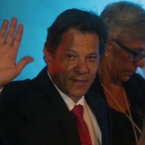 Haddad diz que se eleito vai ampliar compra de alimentos orgânicos