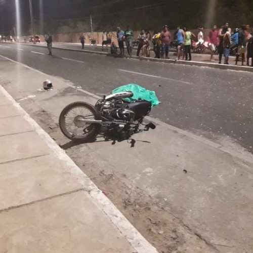 Filho é morto e pai baleado no Piauí, suspeitos fugiram de carro