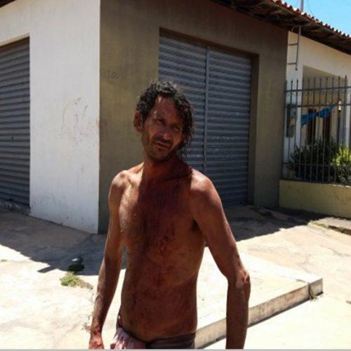 Irmão tenta matar outro com um golpe de faca no Piauí