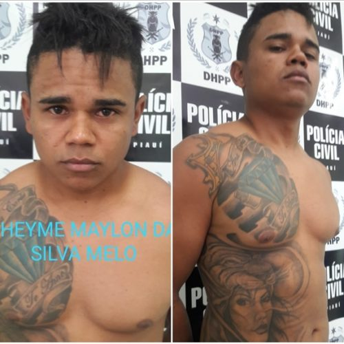 Acusado de participar de execução no Piauí é preso