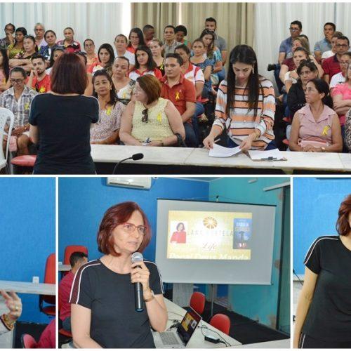 Prefeitura de Padre Marcos promove palestra pela valorização da vida e presta contas do 1º semestre