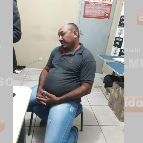 Suspeito de assassinar homem a tiros em Patos do Piauí é preso