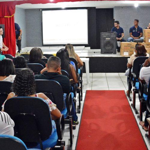 JAICÓS | Justiça Eleitoral inicia treinamento de mesários para as eleições 2018