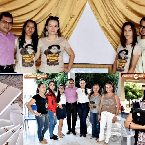 VILA NOVA | Escola Zacarias Manoel da Silva lança livro e realiza palestra sobre Esperança Garcia. Veja!