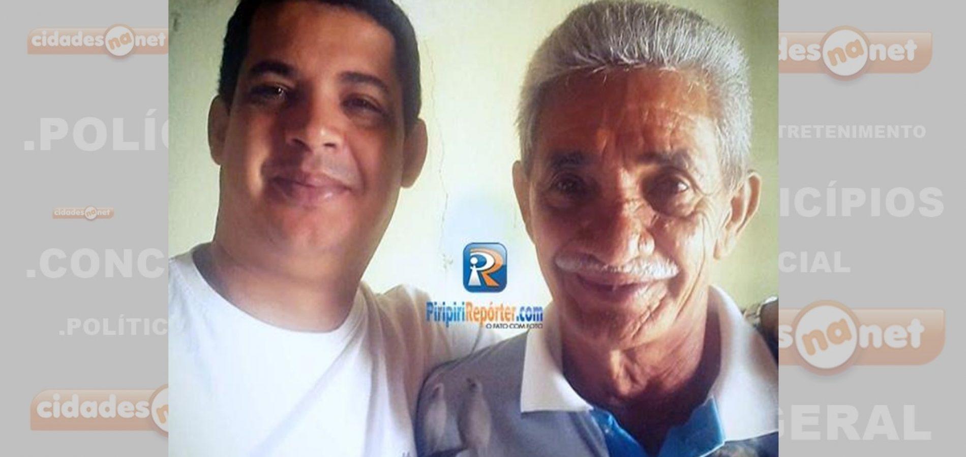 Pai de vereador é assassinado com tiro de espingarda no Piauí