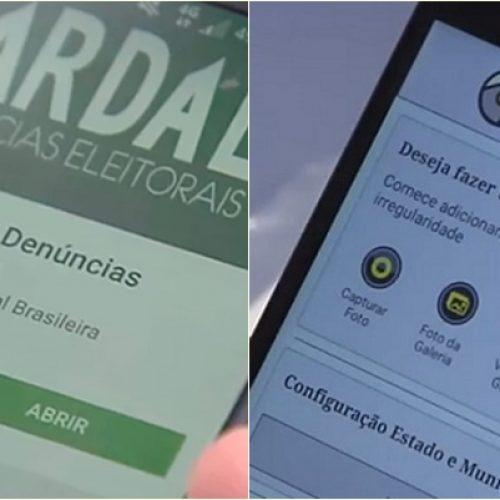 App Pardal, denúncias eleitorais quintuplicam no Piauí em uma semana