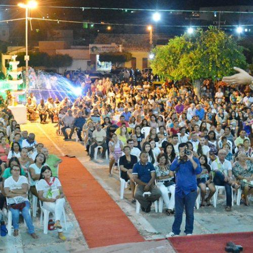 JAICÓS | Católicos celebram a 6ª noite de missa dos festejos de Nossa Senhora das Mercês