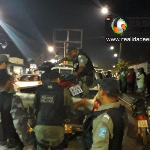 Jovem é preso por desacato a autoridade e direção perigosa no Piauí