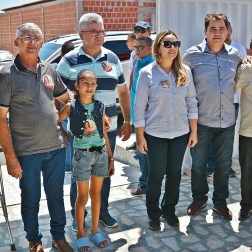 Em campanha, Rejane Dias visita Padre Marcos e reafirma compromisso com o município