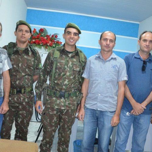 Exército assume o abastecimento de água emergencial em Massapê do Piauí