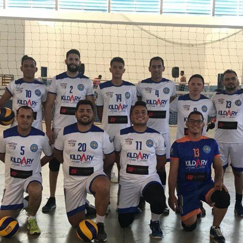 Seleção de Picos conquista torneio de voleibol interestadual