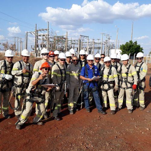 SESI realiza capacitação de trabalhadores da Eletrobras Piauí