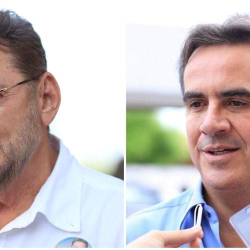 Wilson Martins 28,67% e Ciro Nogueira 26,12%, diz pesquisa amostragem