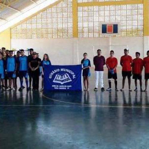 Prefeitura de Vera Mendes promove campeonato entre alunos da rede municipal de ensino
