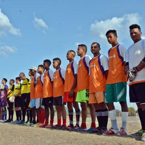 Campeonato Municipal é aberto com goleada em Massapê do Piauí