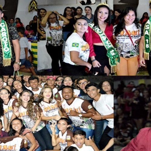 ALEGRETE | 10ª Semana Cultural da escola Antônia de Sousa Alencar encerra em grande estilo; veja fotos