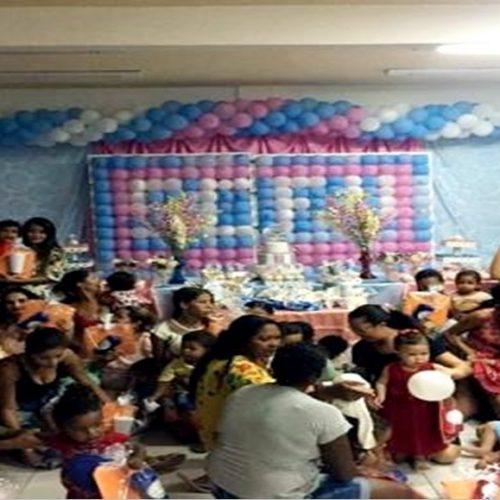Assistência Social de Caridade do Piauí promove festa para as crianças do SCFV