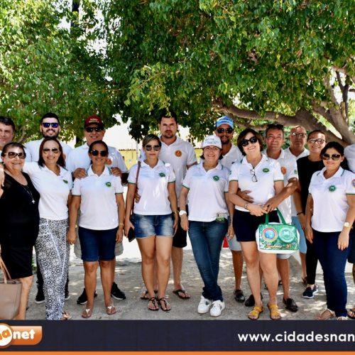 Loja Maçônica Mestre Chico Abílio promove passeio para as Estrelas Fronteirenses; veja fotos