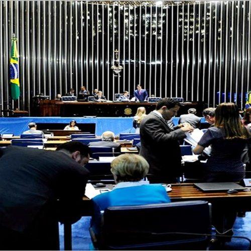 Senado aprova medida que altera a renegociação de dívidas rurais