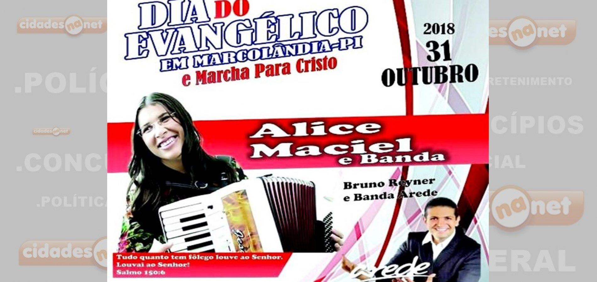 MARCOLÂNDIA | Marcha para Cristo e show musical marcará Dia do Evangélico