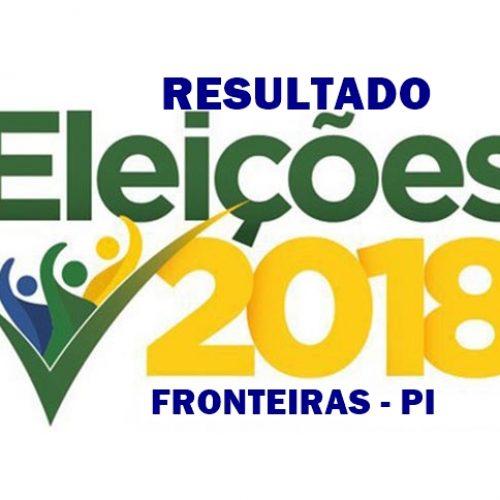 Confira o resultado das eleições em Fronteiras