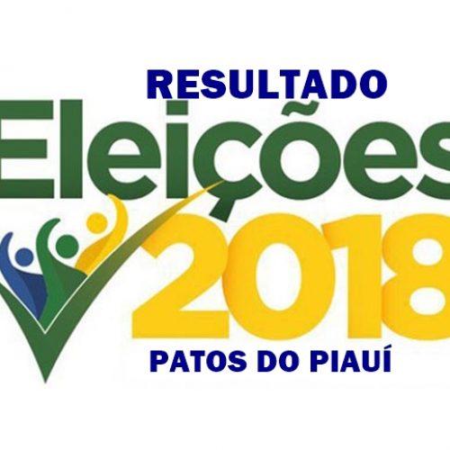 Confira o resultado das eleições em Patos do Piauí